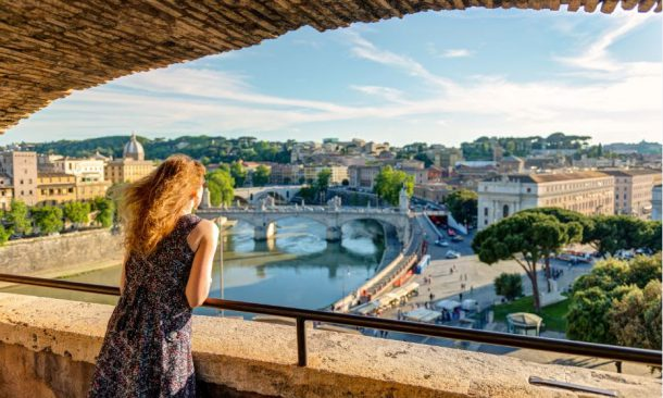 Turismo, Istat: Italia terza in Europa per presenze in esercizi ricettivi