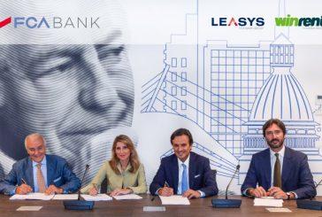 Leasys acquisisce WinRent e punta a diventare provider di mobilità a 360°