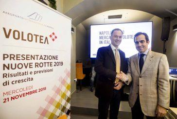 Bilbao nuova meta di Volotea dall'aeroporto di Napoli