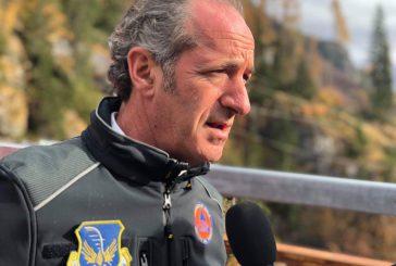 Maltempo in Veneto, Zaia e Caner rassicurano: nessun ritardo per stagione sciistica