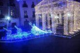 A Salerno inaugurate 'Luci d'Artista', il mare è il leit motiv della 13^ edizione