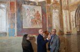 Bonisoli in visita ad Ercolano: turismo deve avere un asse portante