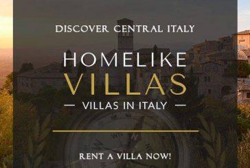 Con 'Homelike Villas' le dimore storiche si aprono ai turisti