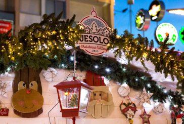 La magia del Natale da vivere allo 'Jesolo Christmas Village'