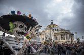 Messico, oltre 1,8 mln di persone hanno assistito alla 'Sfilata del Giorno dei Morti'