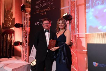 Il Museo Nicolis trionfa a Londra vincendo 'The Historic Motoring Awards 2018'