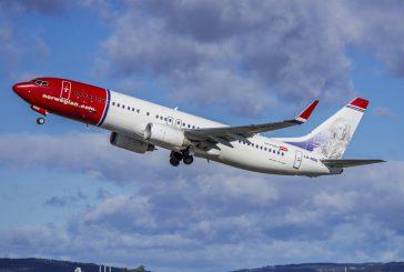 Da fine marzo Norwegian volerà da Roma Fiumicino a Boston