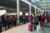 C'è Sant'Agata e il traffico aereo internazionale a Fontanarossa si impenna