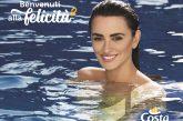 Penélope Cruz nuova testimonial di Costa Crociere sulle note di 'Sapore di Sale'
