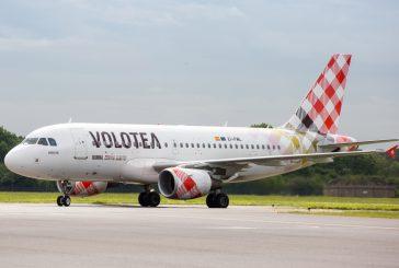 Volotea mette in vendita i biglietti per i nuovi voli da Palermo