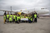 Vueling rende protagonisti i bambini