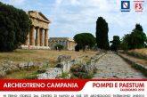 Torna l'ArcheoTreno di Fondazione FS tra i siti di Pompei e Paestum