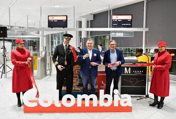 Decolla il volo no-stop tra Monaco di Baviera e Bogotà targato Avianca