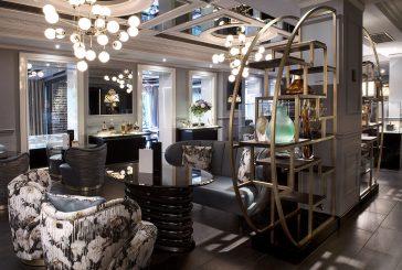 Nuovo look di design per il Baglioni Hotel Carlton