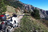 Sui Monti Sicani forme innovative di fruizione in sella alle moto