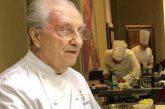 Tour mondiale in 10 tappe per la cucina di Gualtiero Marchesi con l'Enit