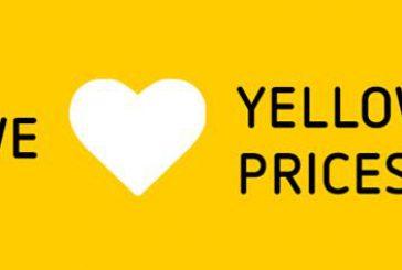 Vueling abbassa il prezzo minimo con 'Yellow Prices'