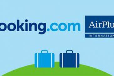Nuova soluzione integrata per aziende targata Booking.com e AirPlus International