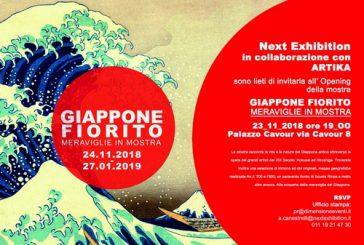 Torino ospita una mostra dedicata al 'Giappone fiorito'