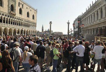 Overtourism, domani esperti a confronto a Venezia