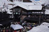 Il 1° dicembre riapre il Super G di Courmayeur tra neve, sole, musica, cibo e relax