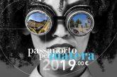 Aperte le vendite del 'Passaporto per Matera 2019'