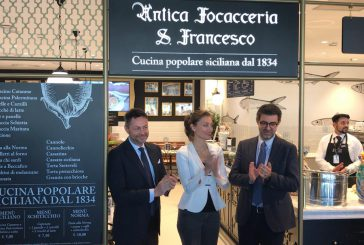 L'Antica Focacceria San Francesco apre all'aeroporto di Catania