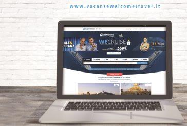Adv protagoniste nel nuovo sito di Welcome Travel