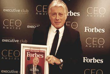 Franco Gattinoni premiato ai 'CEO Italian Awards'