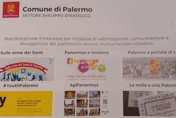 Sei progetti per arricchire l'offerta turistica di Palermo