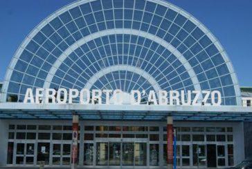 Crescono i pax all'Aeroporto d'Abruzzo, +5,7% in primi 3 mesi 2019