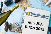 9,8 mln turisti brindano al 2019 in Italia. Auguri anche da Travelnostop