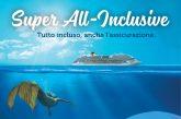 Costa Crociere, torna il 'Super All-Inclusive' e stavolta c'è anche l'assicurazione