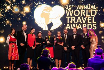 TAP eletta 'leader globale' ai World Travel Awards