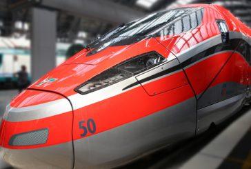 10 anni di Alta Velocità in Italia: a bordo 350 mln di persone