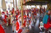 Christian Vieri ospite d'eccezione all'inaugurazione di 'Gardaland Magic Winter'