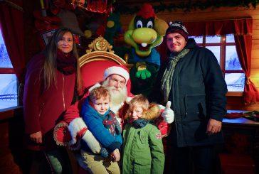 Gardaland Magic Winter prosegue fino al 6 gennaio: novità il Villaggio di Babbo Natale
