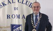 Skal Roma celebra 70 anni e sigla gemellaggio con il club di Stoccolma