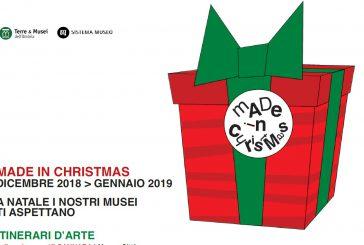 'Made in Christmas', eventi e iniziative nei musei del circuito Terre & Musei dell'Umbria