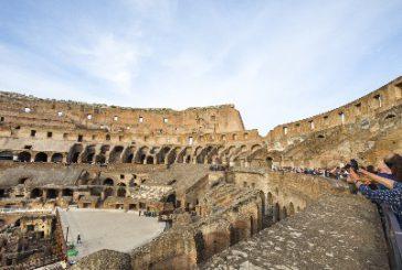 Il Colosseo è l'attrazione più prenotata al mondo nel 2018