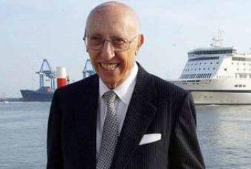 È morto Aldo Grimaldi, l'armatore aveva 96 anni