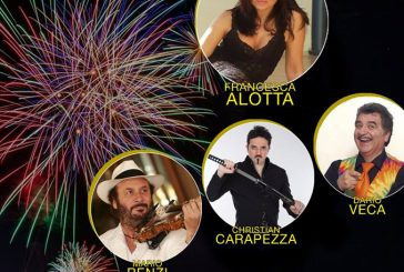 Capodanno al San Paolo Palace per salutare il nuovo anno