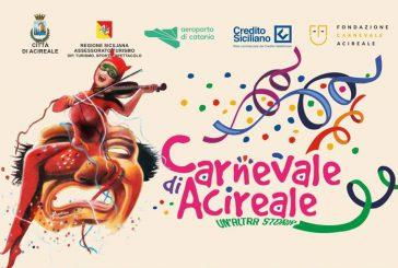Acireale, arriva il ticket di 5 euro per partecipare al Carnevale