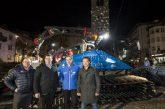 A Cortina ha preso il via la stagione sciistica