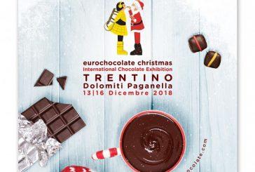 Eurochocolate arriva anche in Trentino con 4 giorni dedicati al Cibo degli Dei