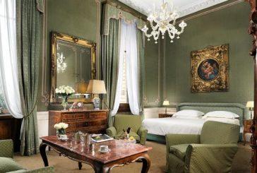 All'Helvetia & Bristol Firenze il 'Luxury Heritage Hotel' dei World Luxury Hotel Awards