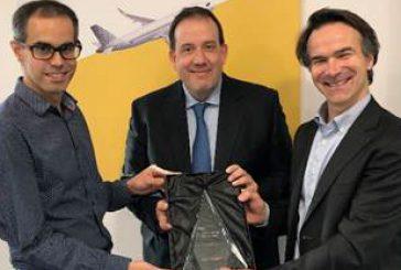Vueling riceve da Navitaire il premio 'Compagnia aerea più innovativa dell'anno'