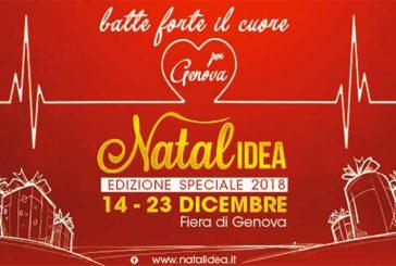 Al via oggi 'Natelidea', ospiti i commercianti delle zone del Ponte Morandi