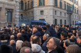 Protesta dei Ncc a Roma contro la nuova legge: a rischio 200 mila lavoratori