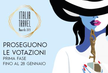 Italia Travel Awards, prolungate sino al 28 gennaio le votazioni della prima fase